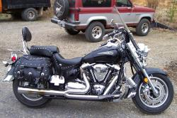 Yamaha Road Star Midnight 2005 #4