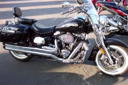 Yamaha Road Star Midnight Silverado 1700 2005 #12