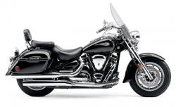 Yamaha Road Star Midnight Silverado 1700 2005 #2