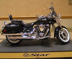 Yamaha Road Star Midnight Silverado 2007 #15