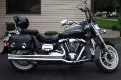 Yamaha Road Star Midnight Silverado 2007 #9