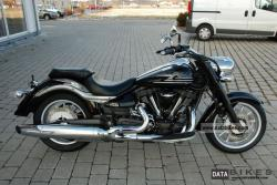 Yamaha Roadliner Midnight 2011 #12