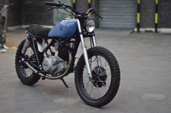 Yamaha SR 250 Special (reduced effect) #13