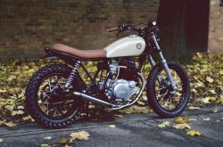 Yamaha SR 250 Special (reduced effect) 1981 #10