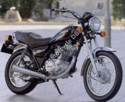 Yamaha SR 250 Special (reduced effect) #5