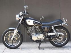 Yamaha SR 250 Special (reduced effect) #7