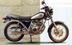 Yamaha SR 250 Special (reduced effect) #9