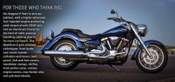 Yamaha Star Roadliner S 2013 #8