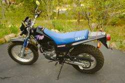 Yamaha TW200 Electric 1992
