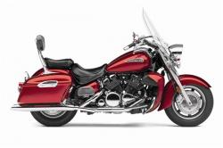 Yamaha V Star 1300 Tourer 2011 #9