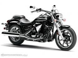 Yamaha V Star 950 Tourer 2009 #11