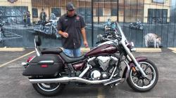 Yamaha V Star 950 Tourer 2009 #5