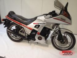 Yamaha XJ 600 (reduced effect) 1987 #15