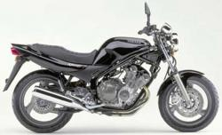 Yamaha XJ 600 (reduced effect) 1987 #3