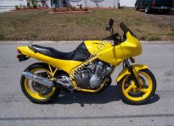 Yamaha XJ 600 S Diversion 1995