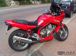 Yamaha XJ 600 S Diversion 1998 #4