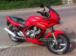 Yamaha XJ 600 S Diversion 1999 #11