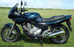 Yamaha XJ 600 S Diversion 2000 #11