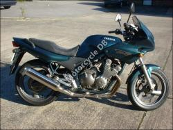 Yamaha XJ 600 S Diversion 2000 #9