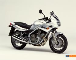 Yamaha XJ 600 S Diversion 2002