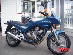 Yamaha XJ 600 S Diversion 2003 #11