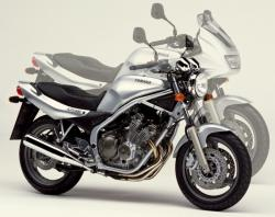 Yamaha XJ 600 S Diversion 2003 #3