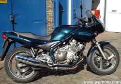 Yamaha XJ 600 S Diversion 2003 #9