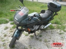 Yamaha XJ 600 S Diversion (reduced effect) #13