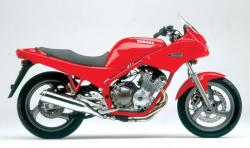 Yamaha XJ 600 S Diversion (reduced effect) #14
