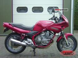 1991 Yamaha XJ 600 S Diversion (reduced effect)