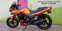 Yamaha XJ 600 S Diversion (reduced effect) 1992 #10