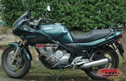 Yamaha XJ 600 S Diversion (reduced effect) 1992 #4