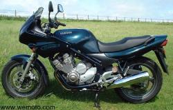 Yamaha XJ 600 S Diversion (reduced effect) #6