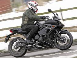 Yamaha XJ Diversion F 2010 #3