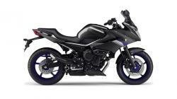 Yamaha XJ6 Diversion #2