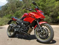 Yamaha XJ6 Diversion #9