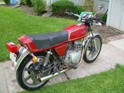 Yamaha XS 400 DOHC (reduced effect) 1982 #10