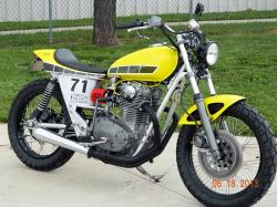 Yamaha XS 400 DOHC (reduced effect) 1982 #11