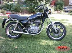 Yamaha XS 400 DOHC (reduced effect) 1982 #3