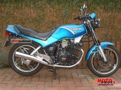 Yamaha XS 400 DOHC (reduced effect) 1986 #3