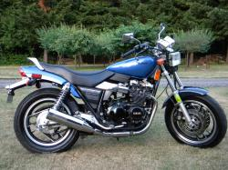 Yamaha XS 400 DOHC (reduced effect) 1986 #8