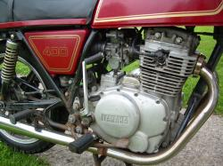 Yamaha XS 400 DOHC (reduced effect) 1986 #9