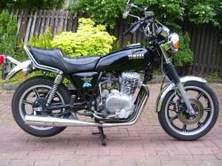 Yamaha XS 400 US. Custom 1980