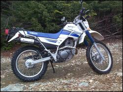 Yamaha XT 225 Serow 1996