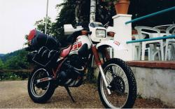 Yamaha XT 350 (reduced effect) 1988 #12