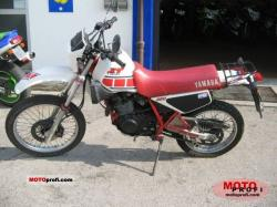 Yamaha XT 350 (reduced effect) 1988 #3