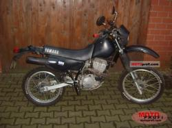 Yamaha XT 350 (reduced effect) 1988 #5