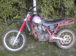 Yamaha XT 350 (reduced effect) 1988 #7