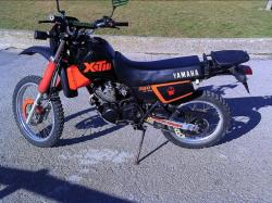 Yamaha XT 350 (reduced effect) 1988 #8