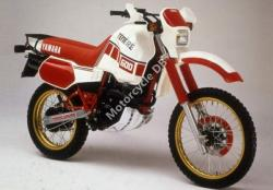 Yamaha XT 600 (reduced effect) 1986